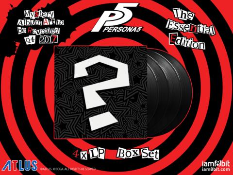 persona 5 soundtrack vinyl (3)