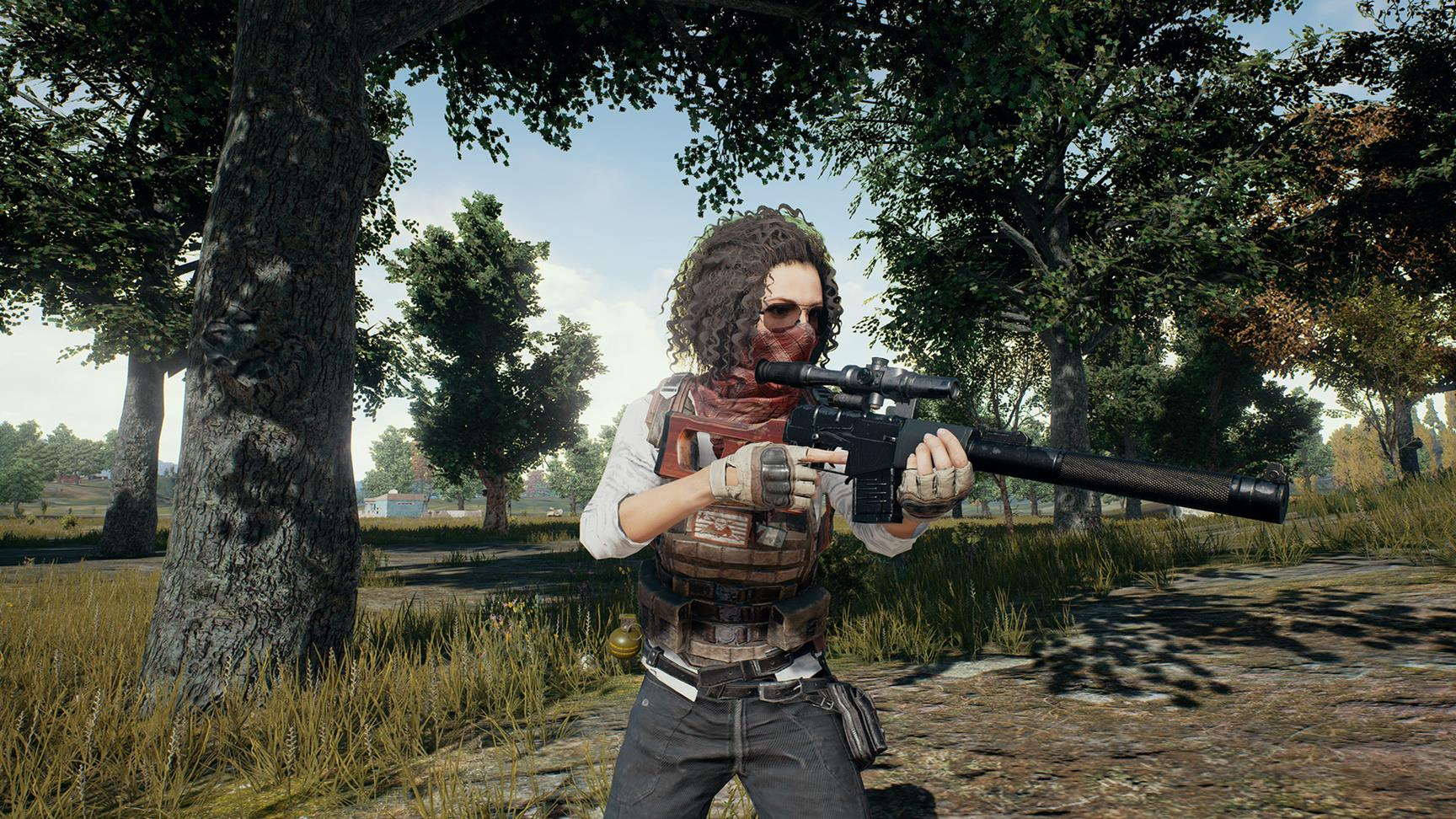PUBG devs want cross-play between PC and Xbox