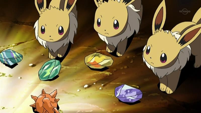 Pokemon Go Eevee Evolution How To Get Leafeon Glaceon Vaporeon Jolteon Flareon Espeon And Umbreon Vg247