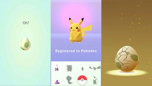 Pokemon Go Egg Chart All Pokemon That Hatch From 2km 5km 7km And