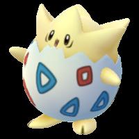 مخطط بيض بوكيمون جو: مدرج 2 كم و 5 كم و 7 كم و 10 كم 12