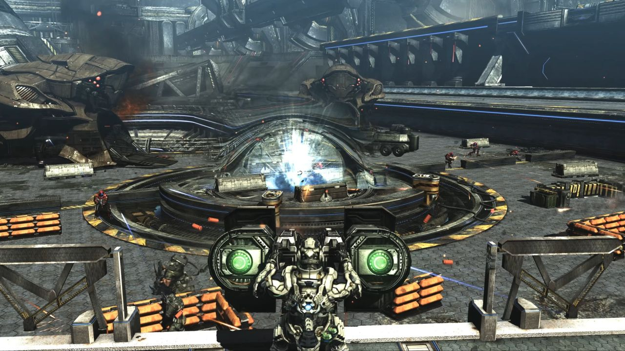 Vanquish Release For PC On Steam Confirmed