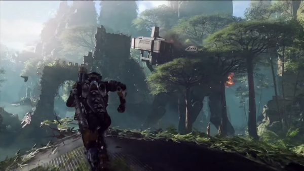 Anthem at EA Play 2018