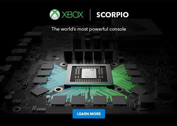 Best Buy Xbox Scorpio
