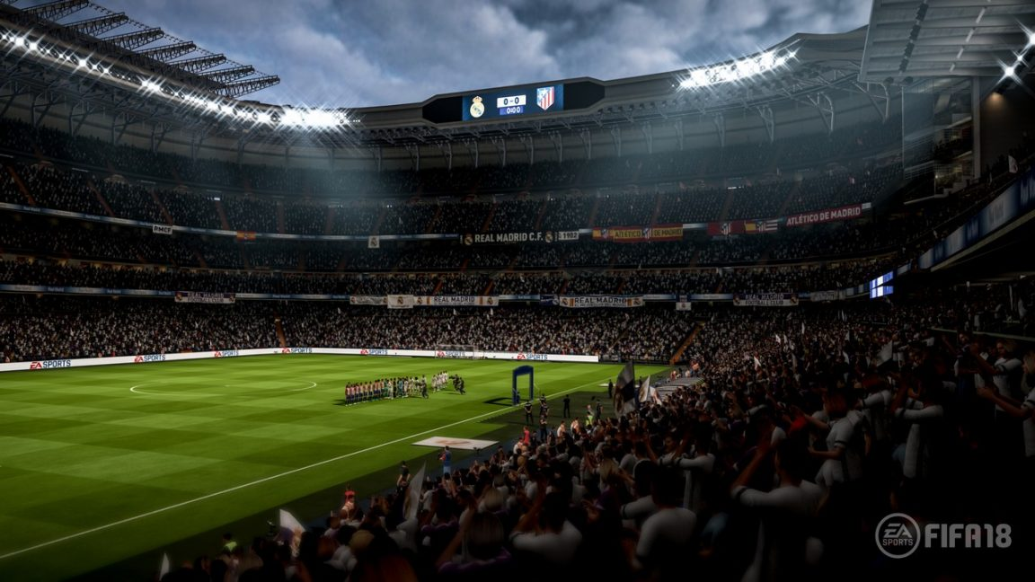FIFA 18: ditching canned animations shows great promise - VG247