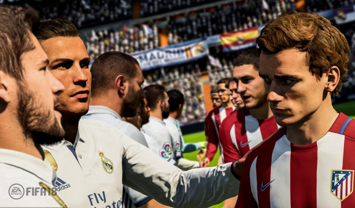 Federation Internationale de Football Association 18 Switch To Feature Ultimate Team Mode