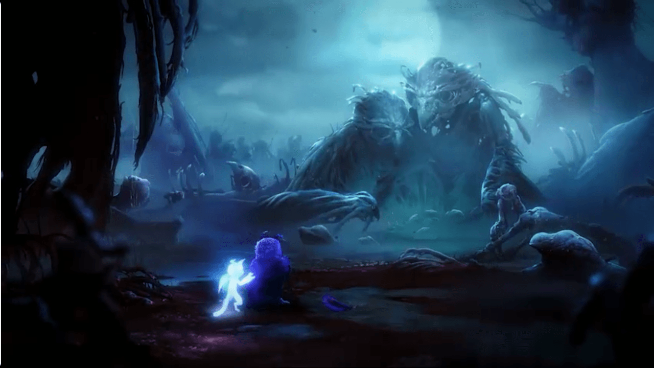 Ori and the Will of the Wisps is another gorgeous Metroidvania