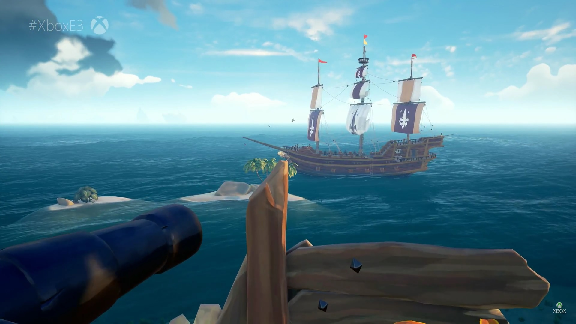 Twitch hit Sea of Thieves gets extended beta voyage