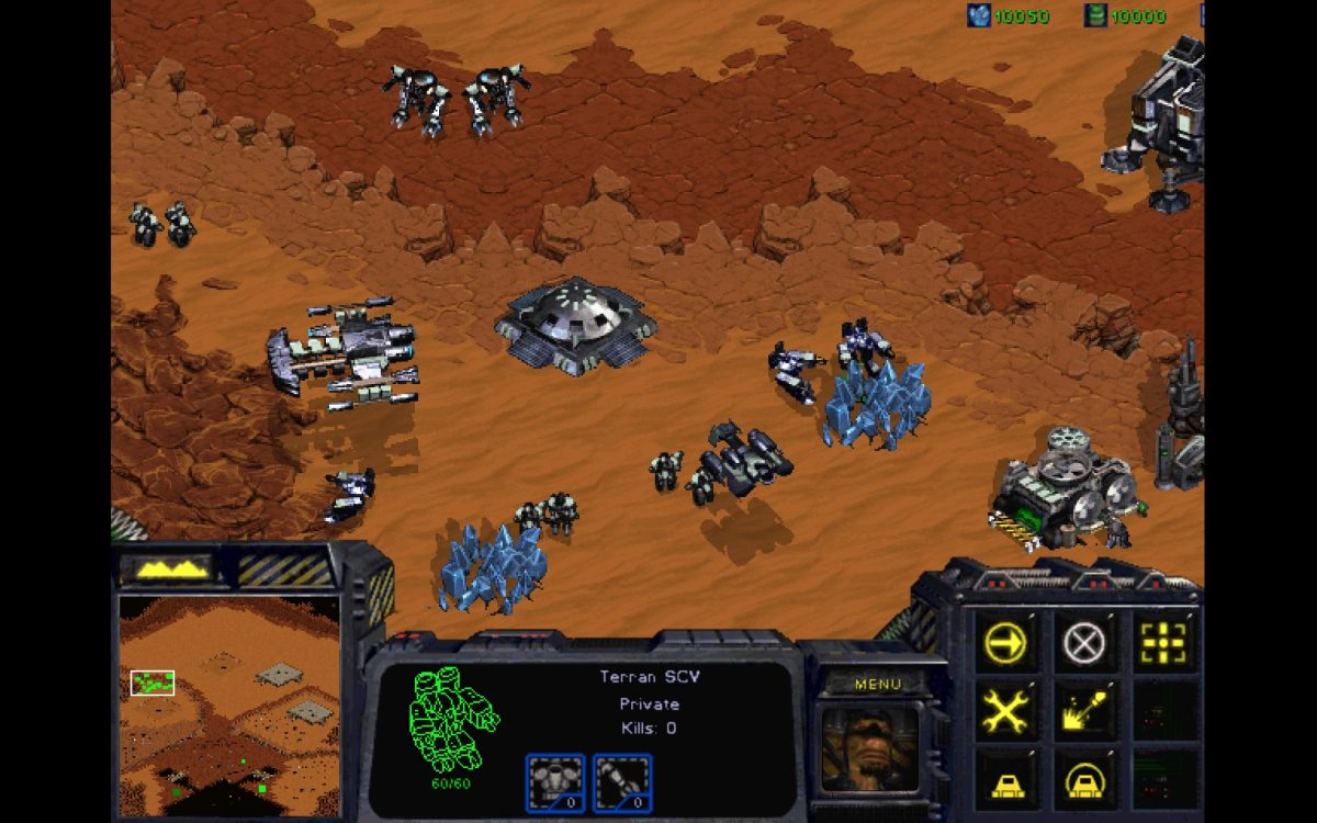 Starcraft: Remastered will release on August 15, and looks