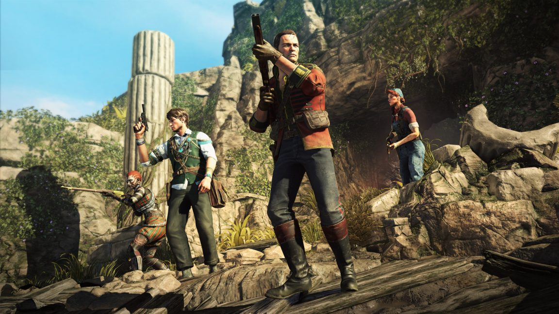 Sniper Elite makers announce supernatural shooter Strange Brigade