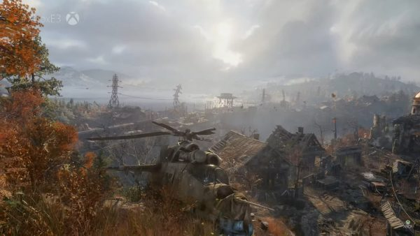 Metro Exodus Trailer and Gameplay Footage Unveiled at E3 2017