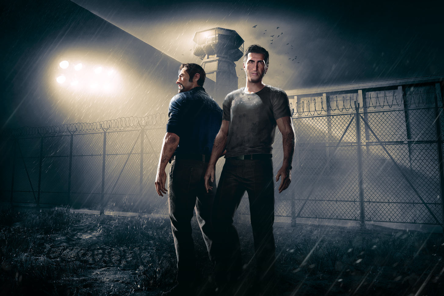 A Way Out: can you play single-player, how does the free trial work