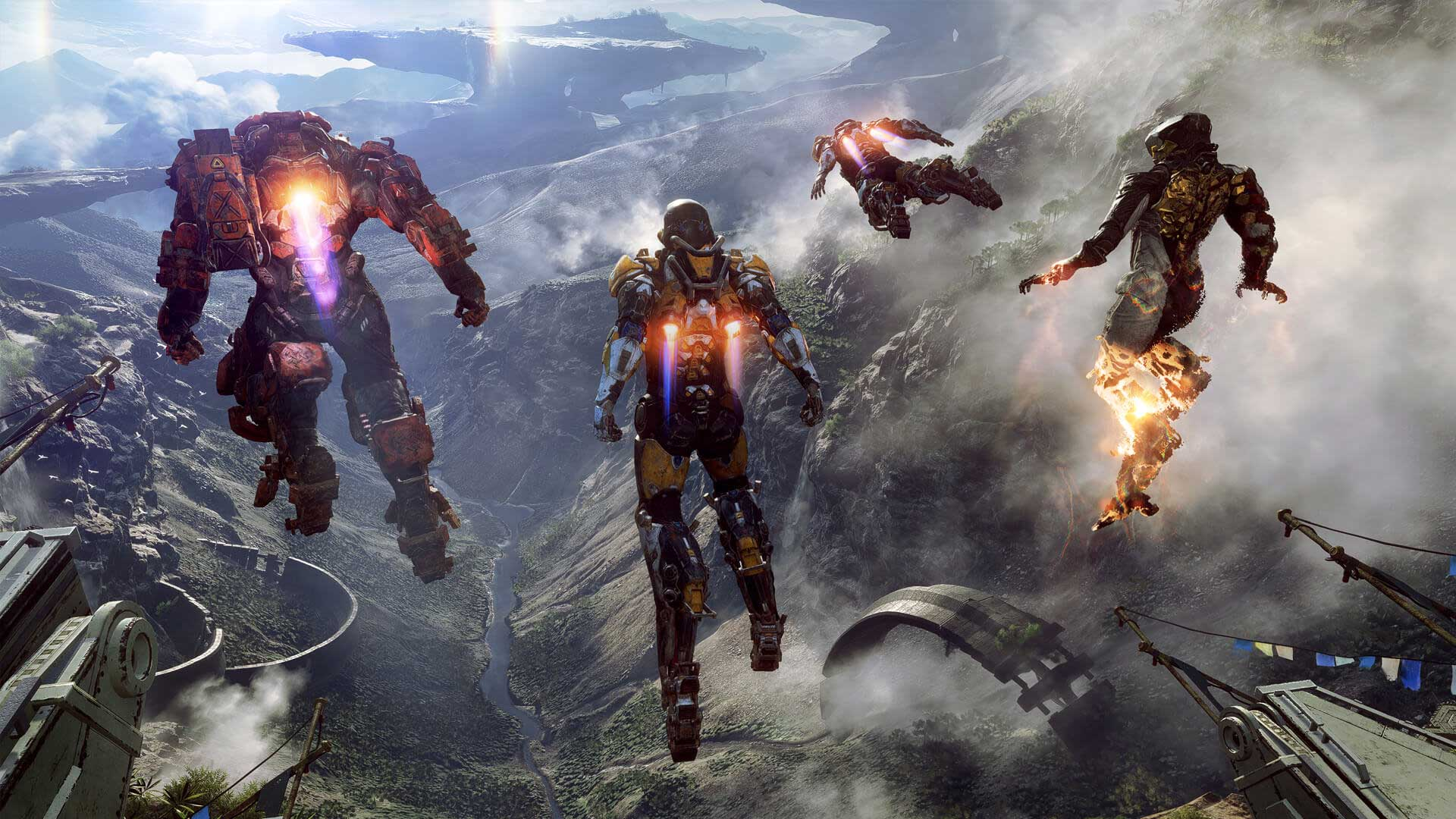 Bioware's Anthem is not an MMO, story DLC will be added