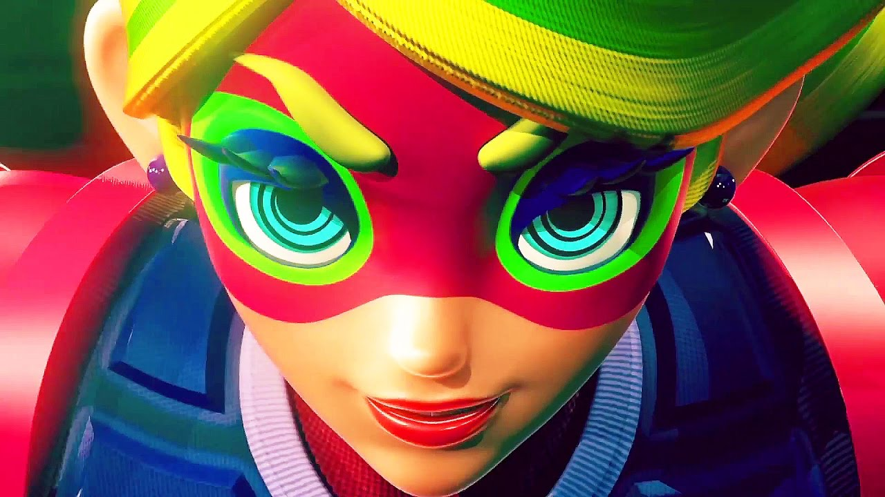 'ARMS' Update 1.1.0 Now Available, Adds Spectator Mode