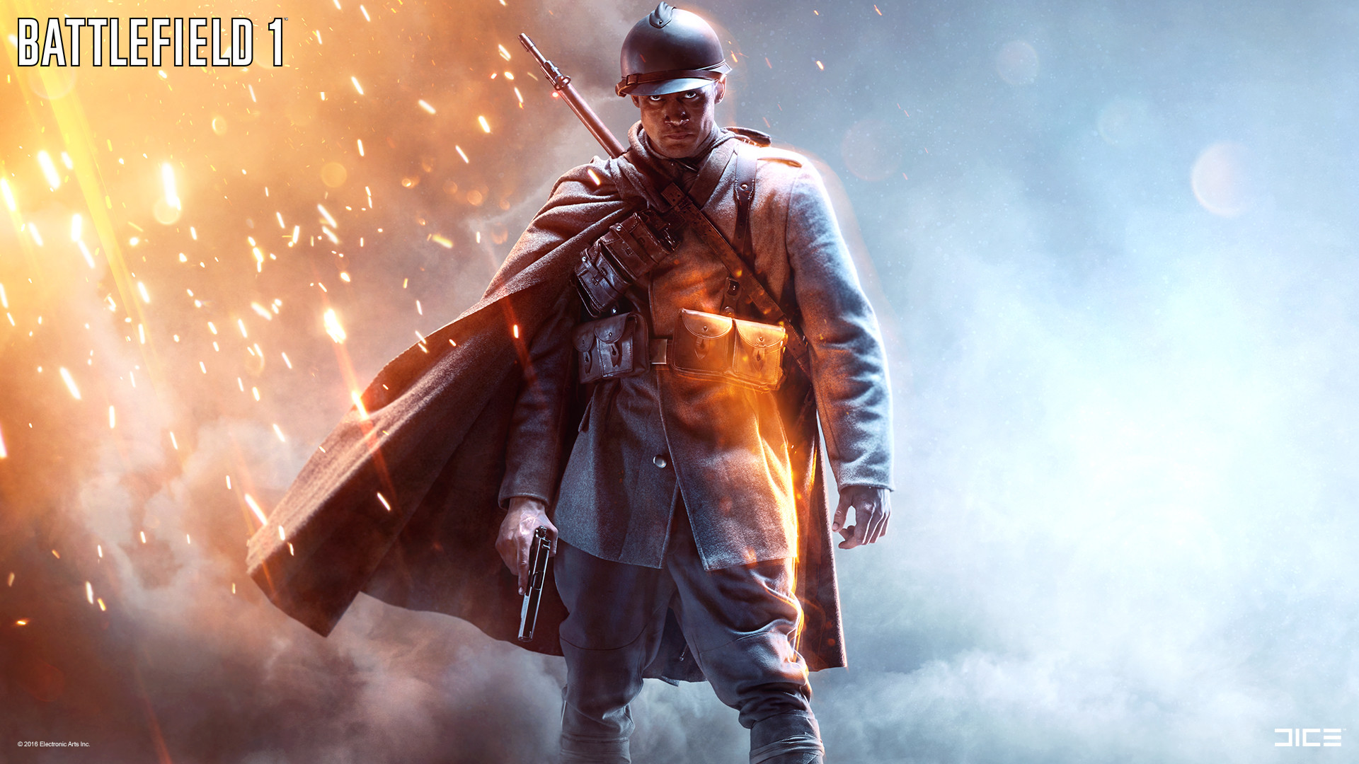Battlefield 1 Will Get Another Lmg When In The Name Of The Tsar