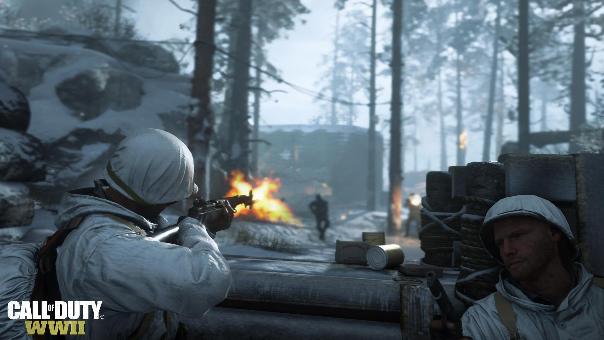 Call of Duty: WWII is going social with its Headquarters mode