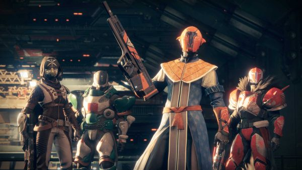 Destiny 2 Players Can Shoot Down Cabal Ships in Beta
