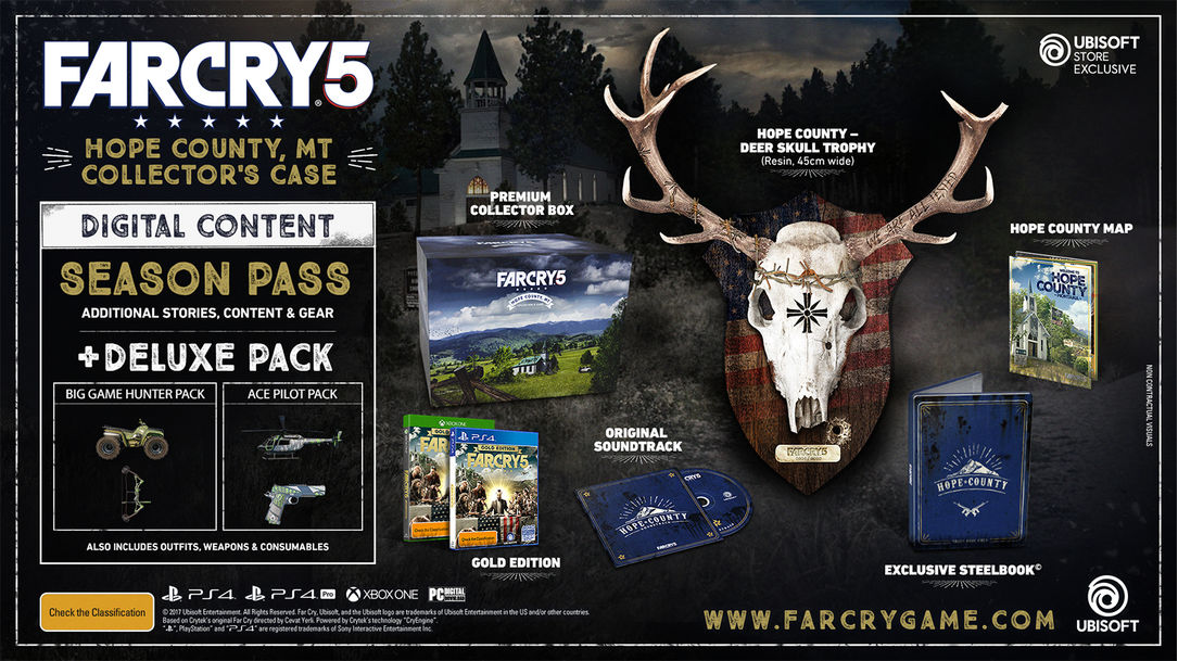 farcry5collectorscase