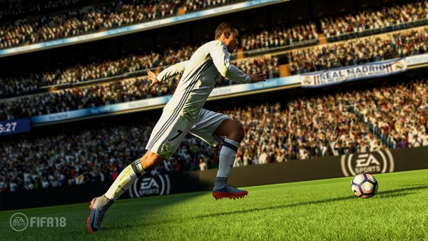 Federation Internationale de Football Association  18's 10 Hour EA Access Trial is Available Now