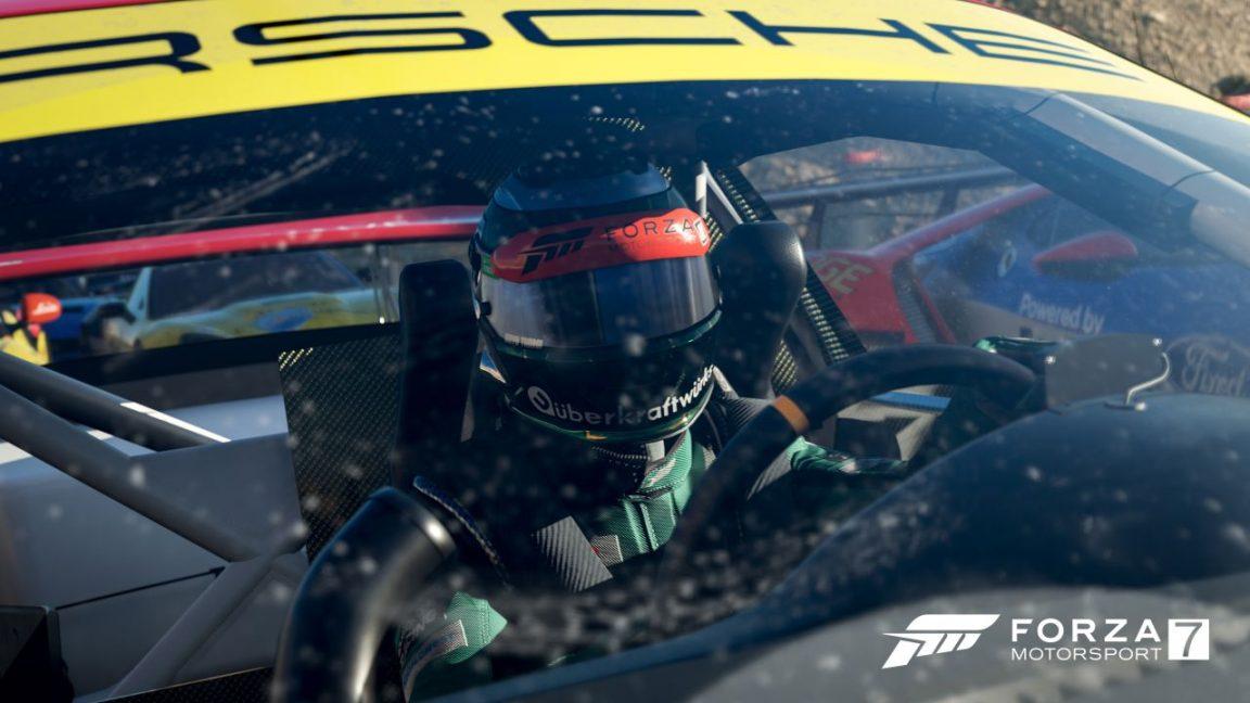 Forza 7 Porsche Driver