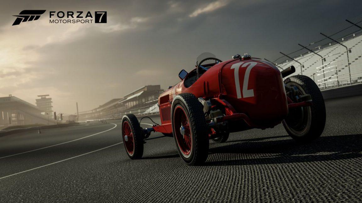 Forza 7 Classic Alfa 4K