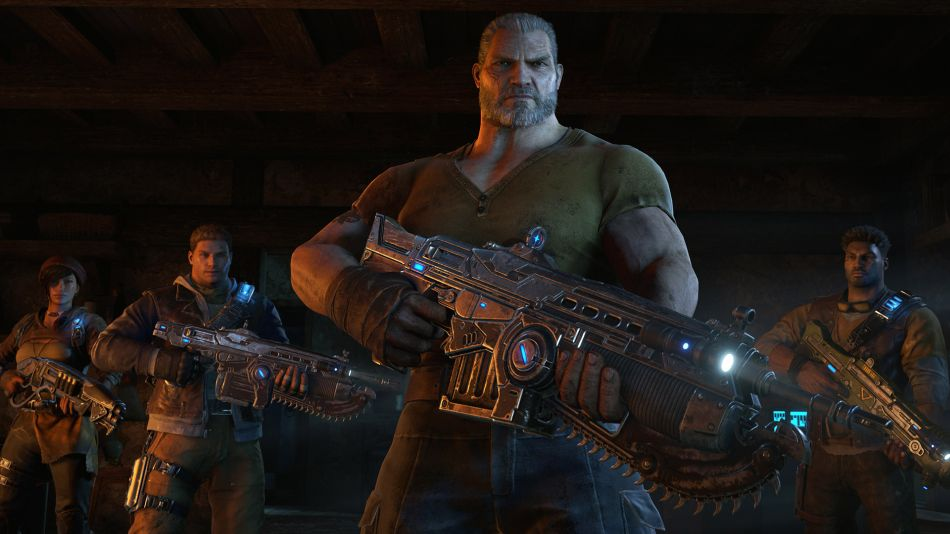 Gears of War 4' retools its Horde mode in time for summer