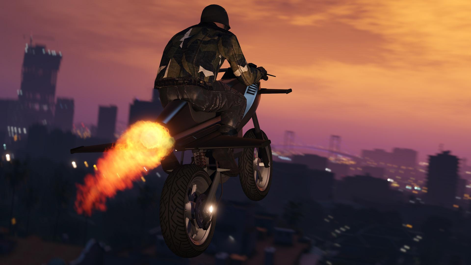 Rockstar Games releases new Grand Theft Auto Online Gunrunning Update screenshots