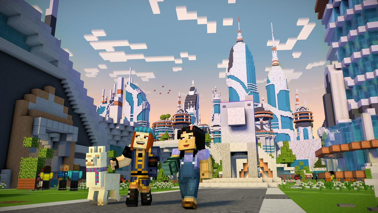 Telltale will launch Minecraft: Story Mode Season 2 on July 11