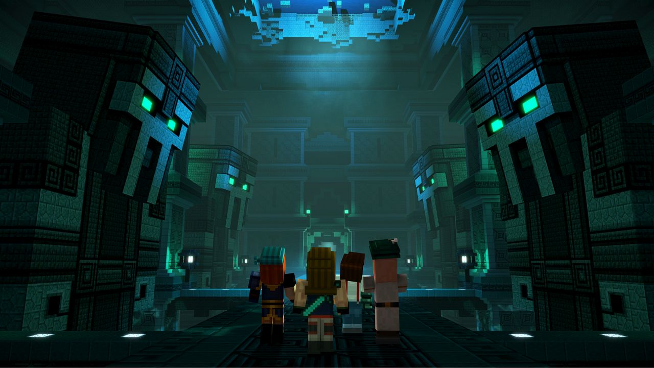 Minecraft: Storymode Season 2 officially confirmed after leaking last week