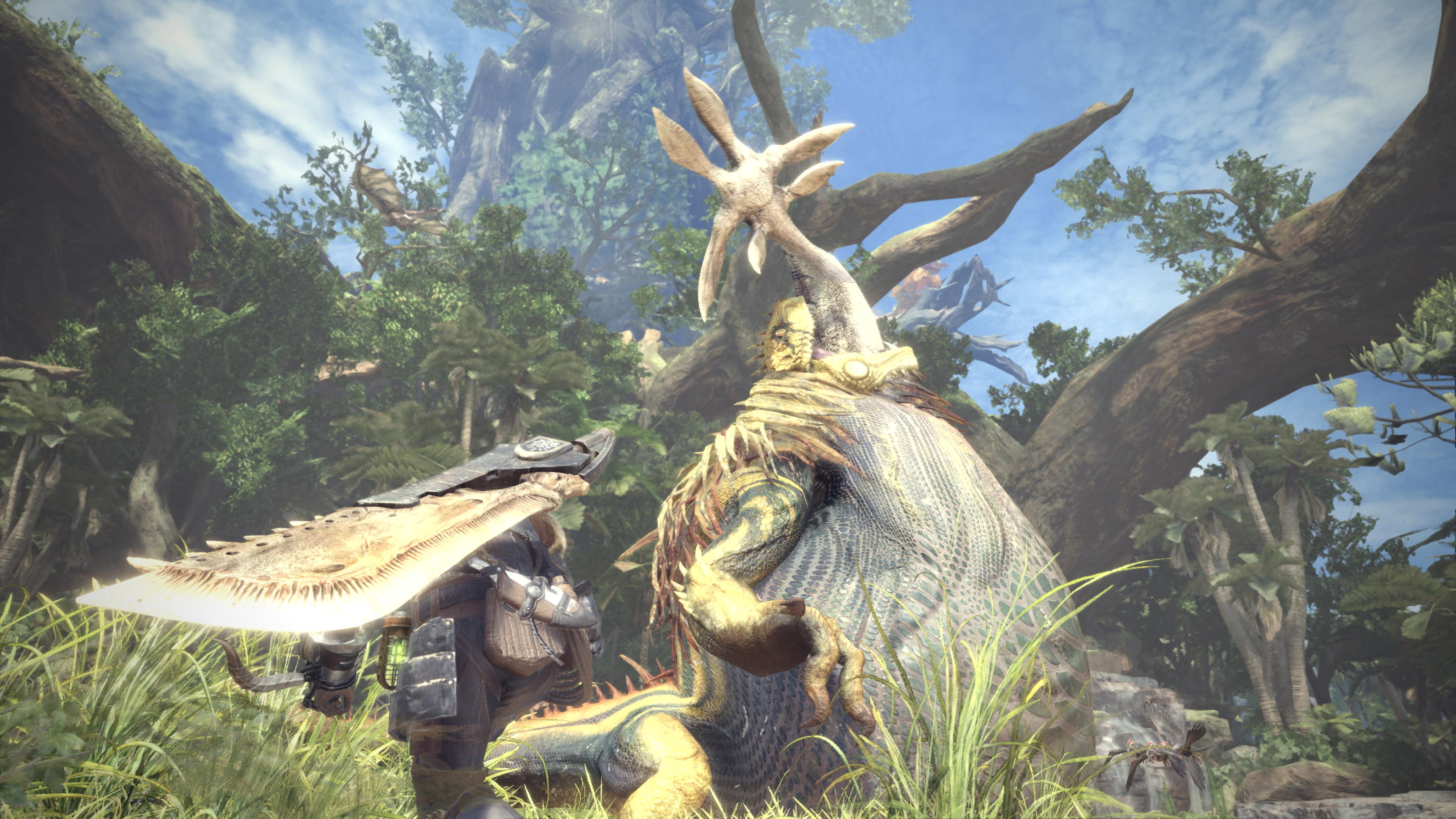 Monster Hunter World First Gameplay Footage Revealed, Shows World Map And More