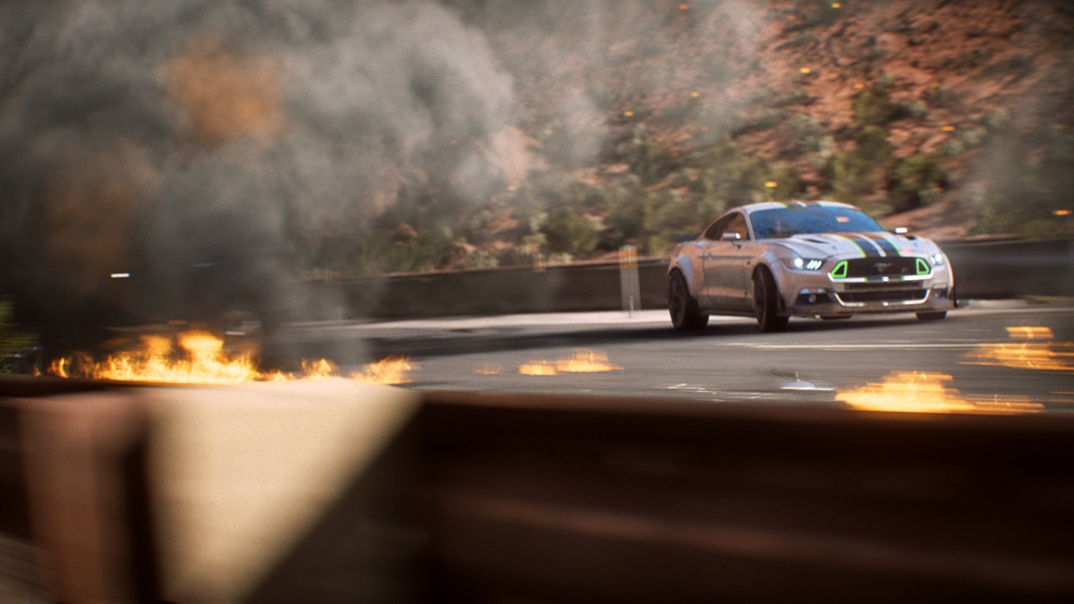 Although The Official Release Is November  Those Who Buy The Need For Speed Payback Deluxe Edition Will Get Access To The Game Three Days Early On