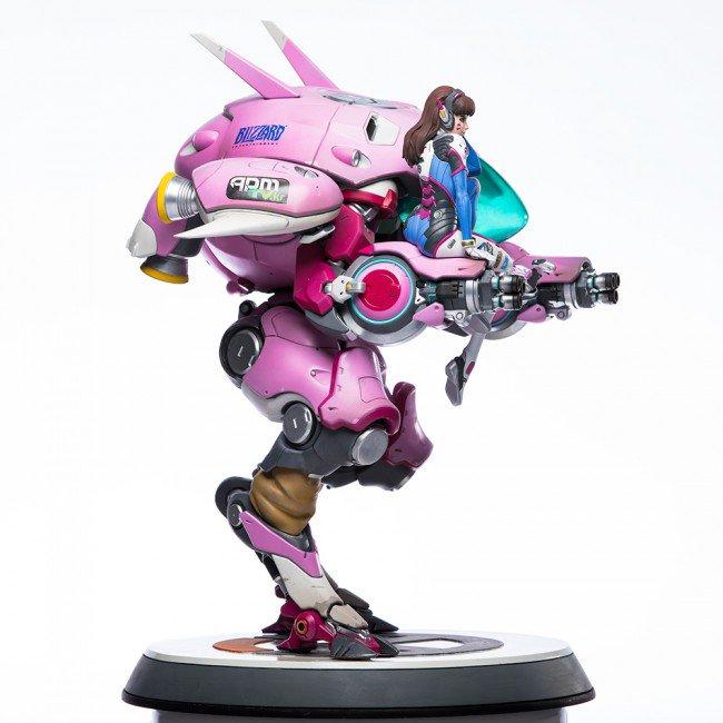 overwatch d.va statue (7)