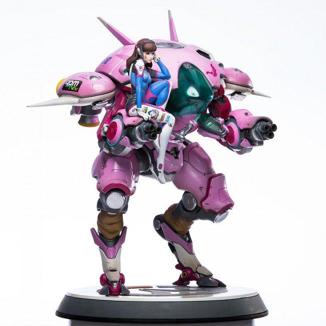 overwatch d.va statue (8)