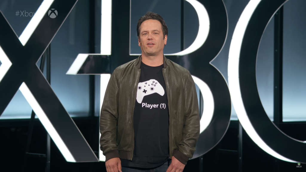 phil spencer e3 2017