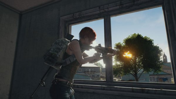 PlayerUnknown's Battlegrounds already running at 30-40fps on Xbox One X on 100-player servers