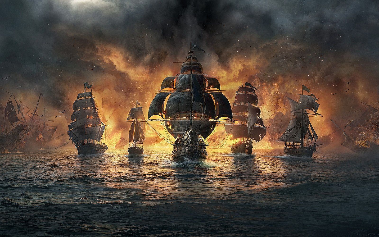 Ubisoft is rebooting open-world pirate game Skull and Bones - VG247