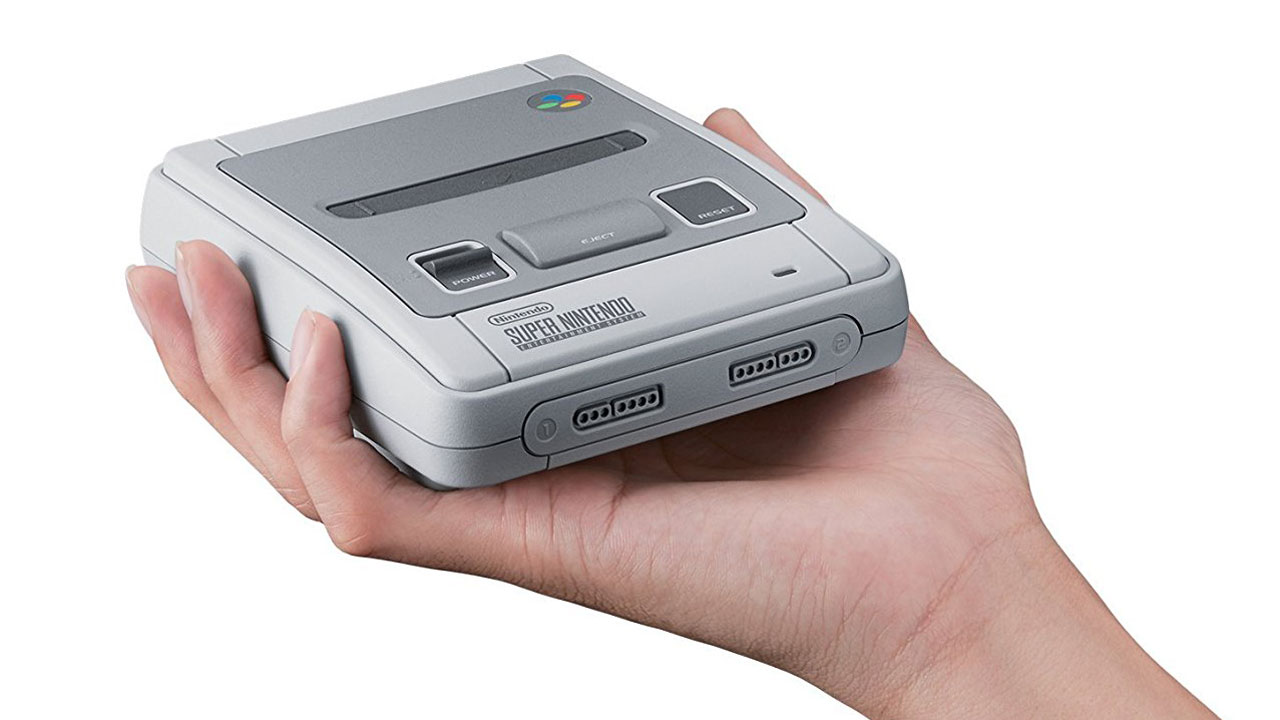 Nintendo Will Produce 'Significantly More' SNES Classic Editions Than NES Classic