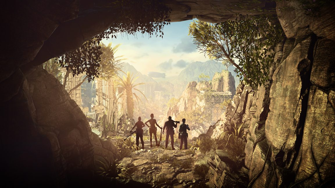 Rebellion announces new IP Strange Brigade