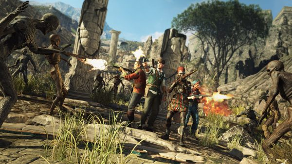 """""""We Don't Have Any Interest In Games As A Service"""" – Strange Brigade Developer Rebellion"""
