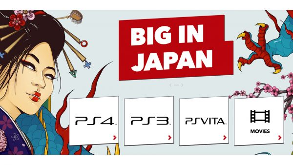 Big In Japan Sale PSN