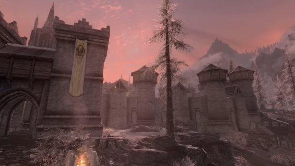 Skyrim mod lets you cross the border, explore Oblivion's Bruma - VG247