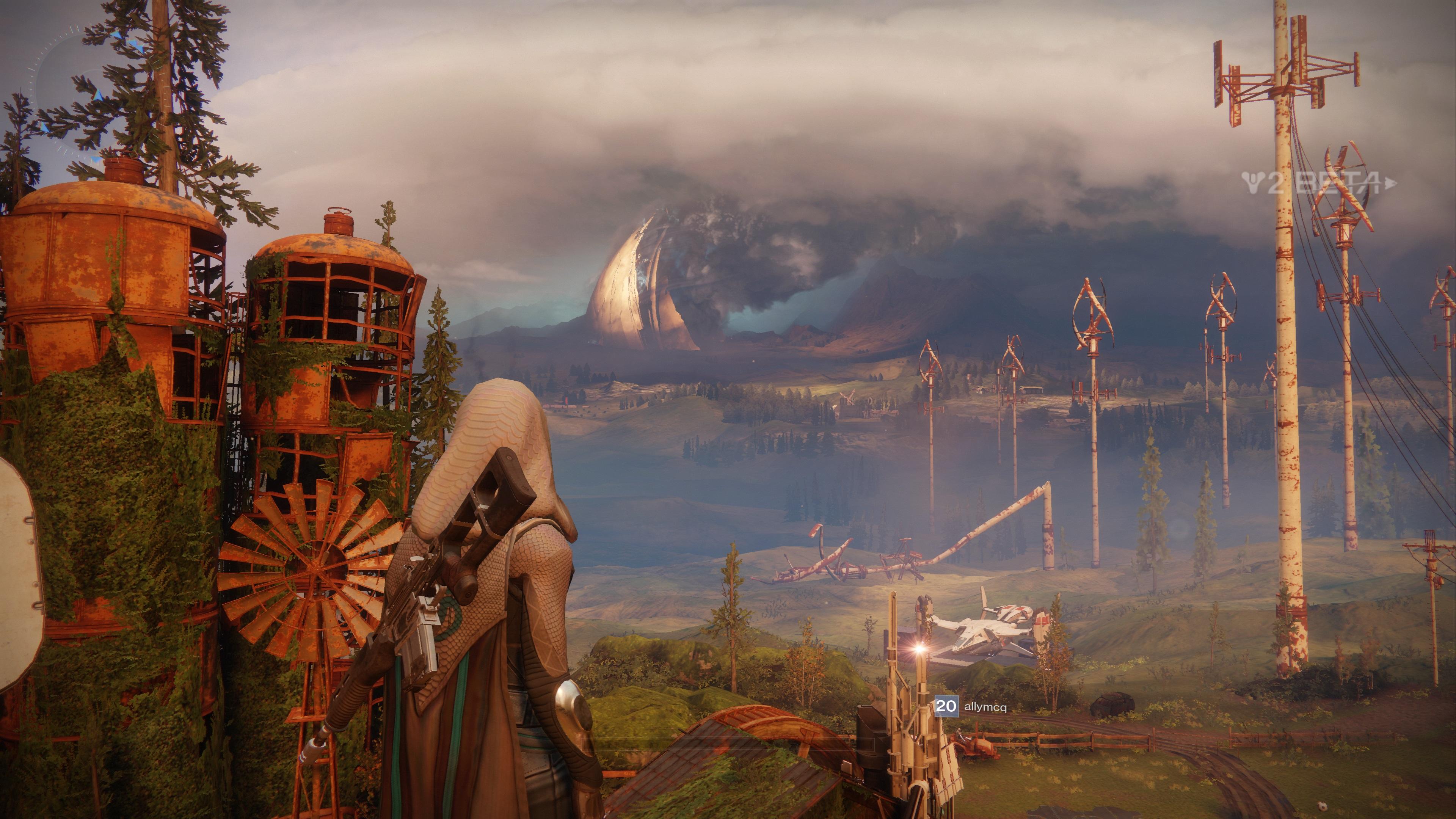 Destiny 2 Beta - The Farm (5)