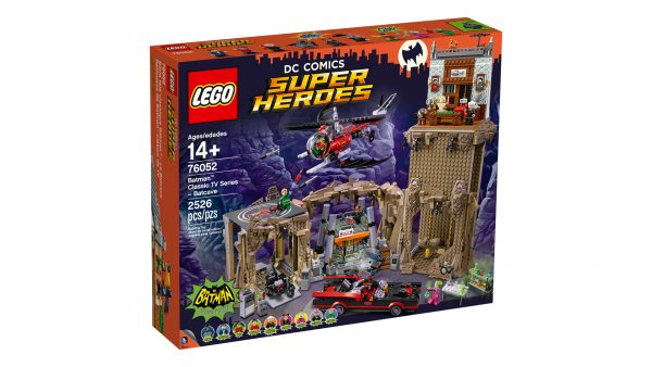 LEGO Original Batcave Batman