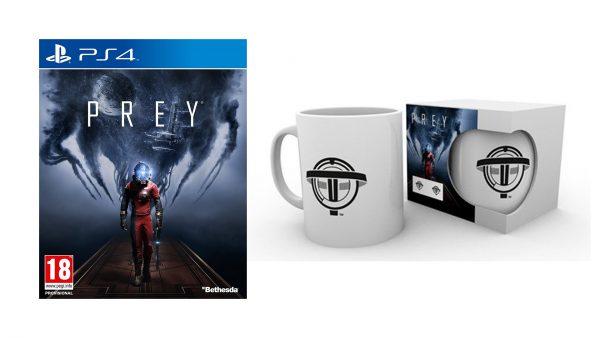 Prey with free Mug