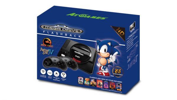 Sega Mega Drive Mini Flashback HD