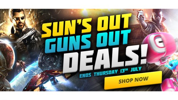 Suns out Guns out Sale