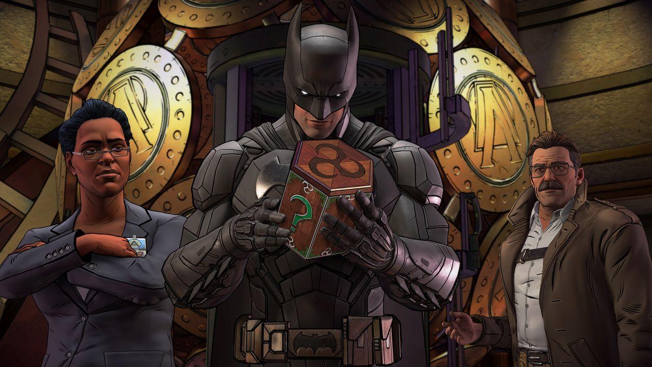 Image result for batman telltale season 2