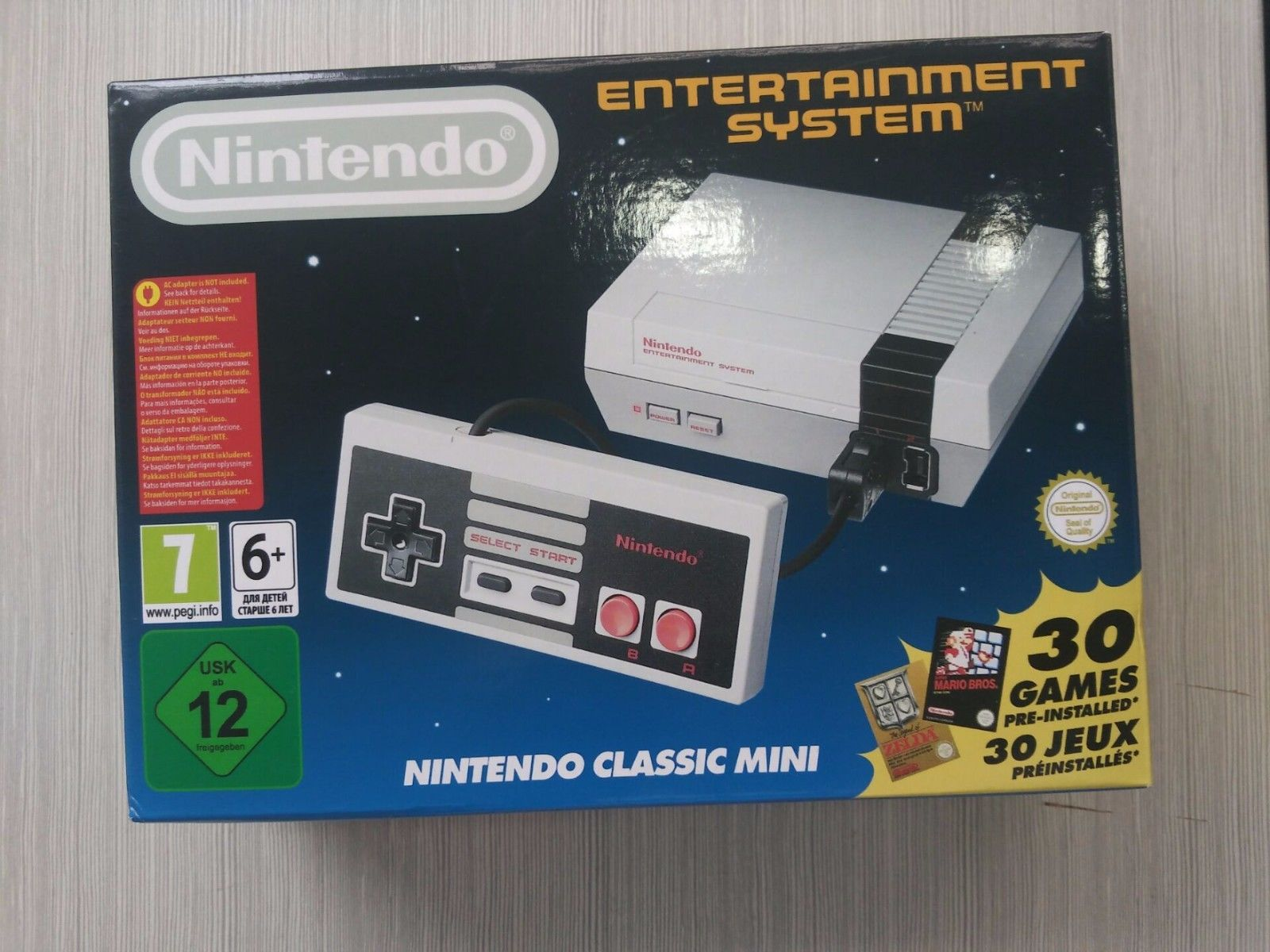 Knock-off Nintendo NES Classic Mini is 95% there, hard to