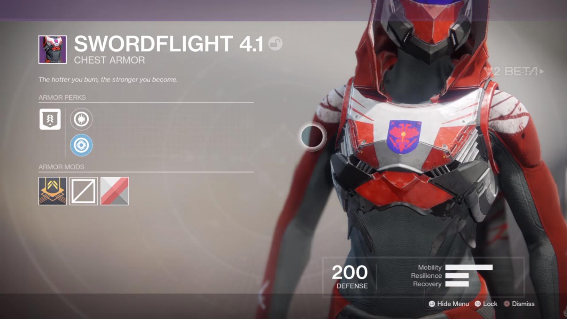 destiny 2 beta swordflight 4.1 chest