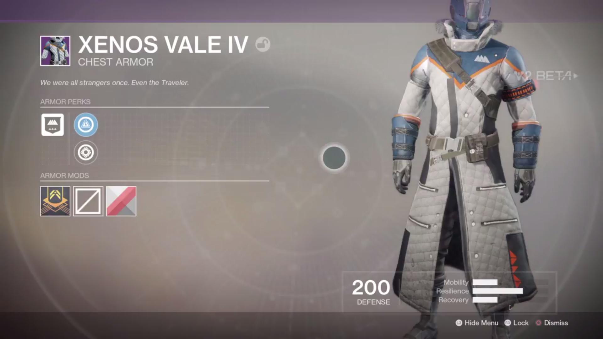 destiny 2 beta xenos vale IV chest